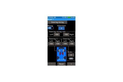 Futaba RC Car Transmitter T7PX 2.4GHz + R334SBS P-CB7PX bei Trade4me RC-Modellbau kaufen