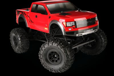 HPI Crawler King Ford F-150 SVT Raptor 115118 bei Trade4me RC-Modellbau kaufen
