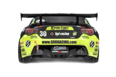 HPI E10 Michele Abbate Grrracing Touring Car bei Trade4me RC-Modellbau kaufen