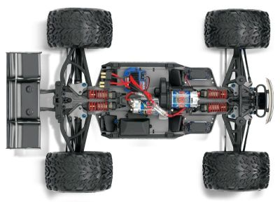 TRAXXAS E Revo SLRV RTR 2.4GHz TRX56036-4 bei Trade4me RC-Modellbau kaufen