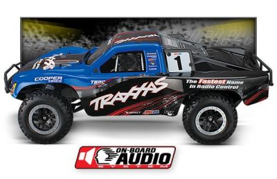 TRAXXAS Slash RTR 1:10 2.4GHz Onboard Audio TRX58034-2 bei Trade4me RC-Modellbau kaufen