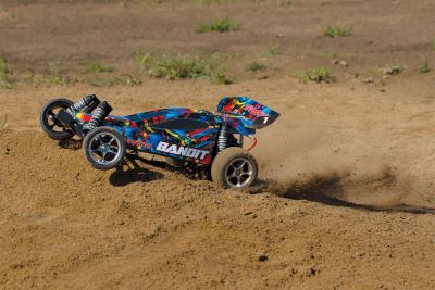 TRAXXAS Bandit Buggy ARTR without battery / charger TRX24054-4 bei Trade4me RC-Modellbau kaufen