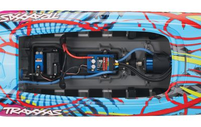 TRAXXAS DCB M41 40 Zoll Catamaran Brushless Powerboot +TSM TRX57046-4 bei Trade4me RC-Modellbau kaufen