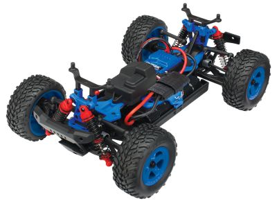 TRAXXAS Desert Prerunner Electric Short Course Truck waterproof 1:18 4WD TRX 76064-1 bei Trade4me RC-Modellbau kaufen