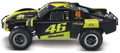 TRAXXAS Slash Valentino Rossi 46 Limited Edition RTR TQ TRX58034-1VR46 bei Trade4me RC-Modellbau kaufen