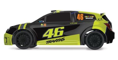TRAXXAS Rally Car Valentino Rossi Limited Edition LaTrax TRX75064-1VR46 bei Trade4me RC-Modellbau kaufen