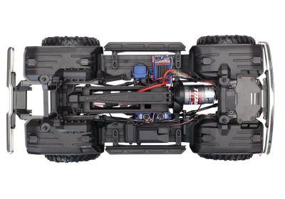 TRAXXAS TRX-4 Mercedes G 4x4 schwarz RTR ohne Akku/Lader TRX82096-4BLK bei Trade4me RC-Modellbau kaufen