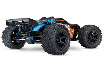 TRAXXAS E-Revo BL 2.0 4x4 VXL orange RTR without Accuu/Charger TRX86086-4ORNG bei Trade4me RC-Modellbau kaufen