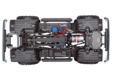 TRAXXAS TRX-4 Chevy Blazer 4x4 rot RTR ohne Akku/Lader TRX82076-4RED bei Trade4me RC-Modellbau kaufen