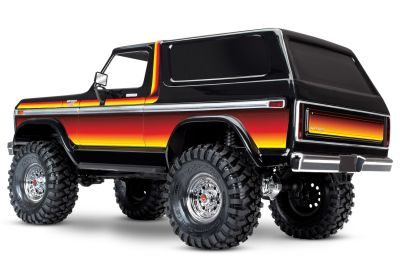 TRAXXAS TRX-4 Ford Bronco sunset 4x4 RTR without Accu/Charger TRX82046-4SUN bei Trade4me RC-Modellbau kaufen