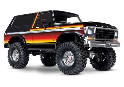 TRAXXAS TRX-4 Ford Bronco sunset 4x4 RTR ohne Akku/Lader TRX82046-4SUN bei Trade4me RC-Modellbau kaufen