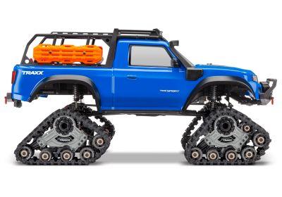 TRAXXAS TRX-4 mit All-Terrain Traxx blau RTR ohne Akku/Lader TRX82034-4BLUE bei Trade4me RC-Modellbau kaufen