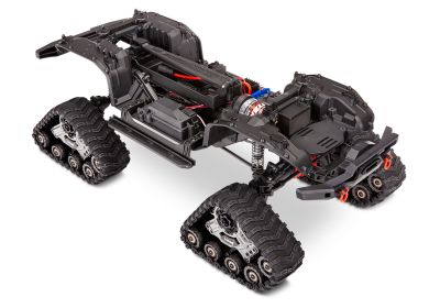 TRAXXAS TRX-4 with All-Terrain Traxx blue RTR without Accu/Charger TRX82034-4BLUE bei Trade4me RC-Modellbau kaufen
