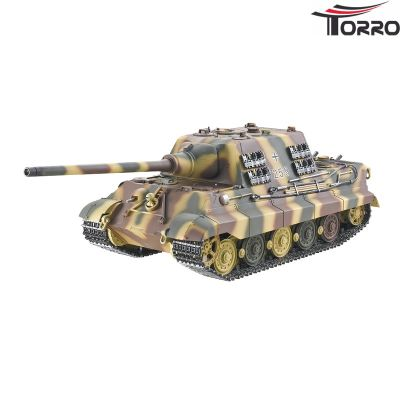 Torro Jagdtiger BB Professional Edition Camouflage 1112200781 bei Trade4me RC-Modellbau kaufen