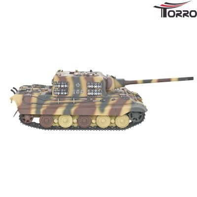 Torro Jagdtiger BB Profi-Edition Camouflage 1112200781 bei Trade4me RC-Modellbau kaufen