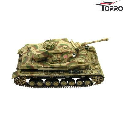 Torro Panzer 4 - PzKpfw IV. Ausf. G BB-Schußfunktion 1110385900 bei Trade4me RC-Modellbau kaufen