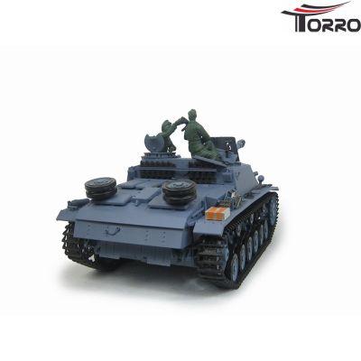 Torro StuG 3 Sturmgeschütz III Ausf.G 2.4 GHz BB-6mm Schußfunktion 1114238683 bei Trade4me RC-Modellbau kaufen