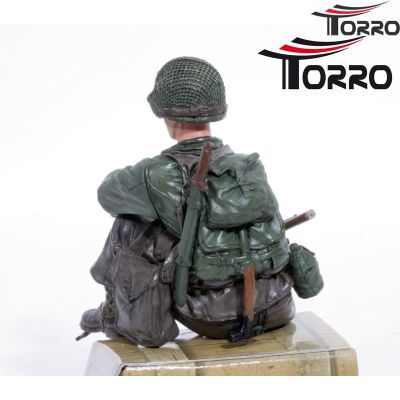 Torro Figure U.S. Private 1th Class 1:16 Finished model 222285125 bei Trade4me RC-Modellbau kaufen