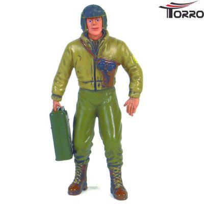 Torro Technical 3rd Grade L. Mimms standing Torro 1/16 Figure 222331009 bei Trade4me RC-Modellbau kaufen