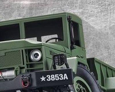 Torro U.S. Military Truck Green 1/16 RC 1112438531 bei Trade4me RC-Modellbau kaufen