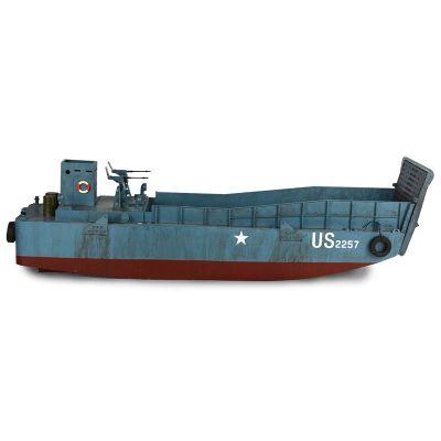 Torro RC Landungsboot LCM 3 Normandy 1944 Omaha Beach 1149900001 bei Trade4me RC-Modellbau kaufen