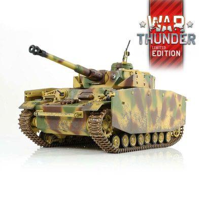 Torro Torro Panzerkampfwagen IV Ausf. H IR 1/24 1212372001 bei Trade4me RC-Modellbau kaufen
