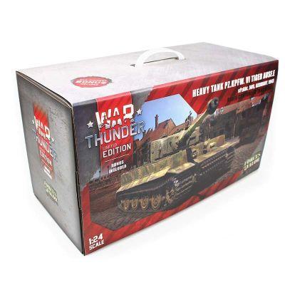 Torro Torro Kampfpanzer 1/24 PzKpfw VI Tiger spät IR 1212372004 bei Trade4me RC-Modellbau kaufen