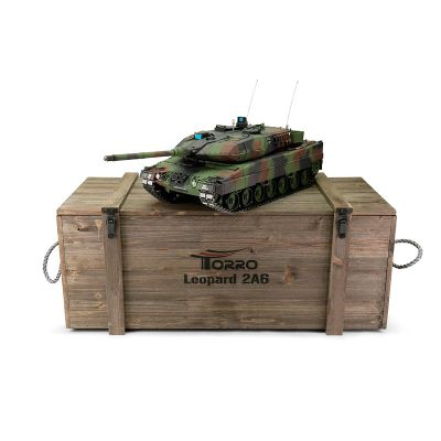 Torro 1/16 RC Leopard 2A6 BB 1113889004 bei Trade4me RC-Modellbau kaufen