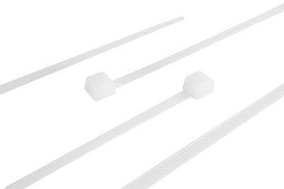 Lamondo Cable tie set in white 2.5x100mm bei Trade4me RC-Modellbau kaufen