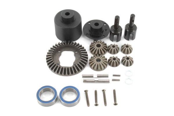 LC-Racing LC Racing L6140 Differential Set 4 Spider
