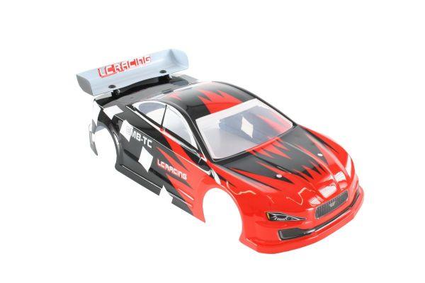 LC-Racing L6168 TC 1/10 Tourenwagen Karosserie lackiert