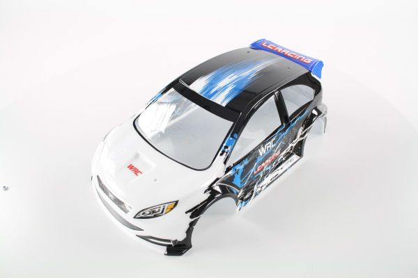 LC-Racing Rally Color Body V2.0 1:14 L6194