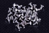 LC-Racing LCSK01 Rundkopfschraube M3X5mm vernickelt nicht rostend