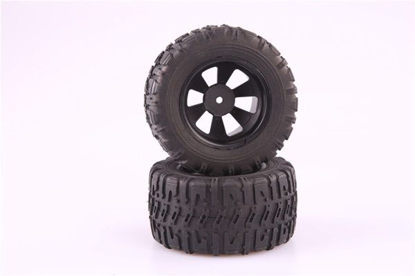 LC-Racing L6061 Komplettrad Monstertruck