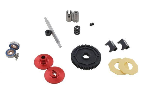 LC-Racing Center Slipper Kit L6218
