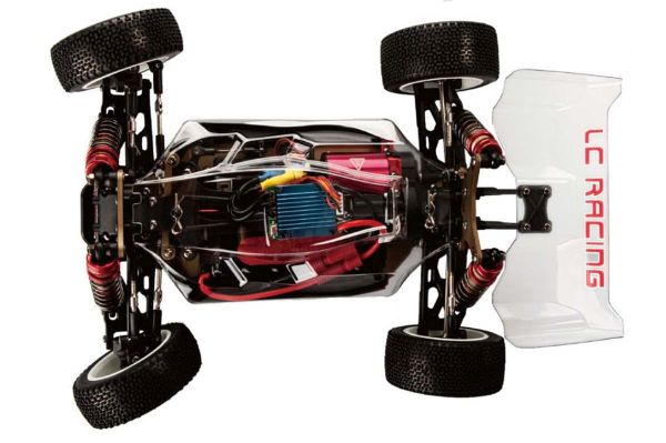LC-Racing Mini Brushless Buggy 1:14 KIT EMB-1HK