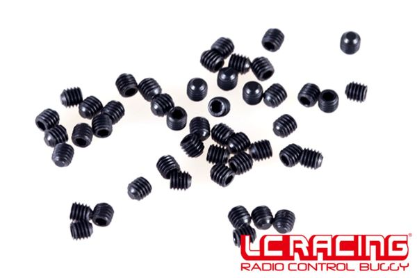 LC-Racing LCSK15 Madenschraube M3X3mm