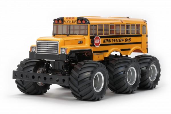 Tamiya-Schulbus