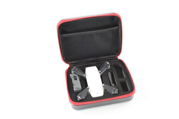 OneHobby DJI Spark Multikopter Tasche Case, inkl. Ersatzakkufach