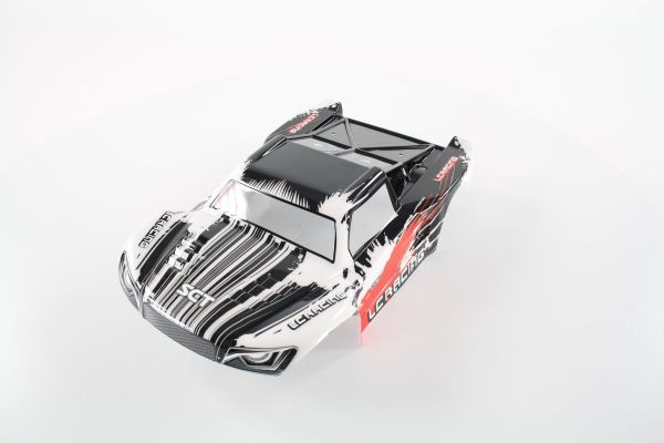 LC-Racing Short Curse Color Body V2.0 1:14 L6195